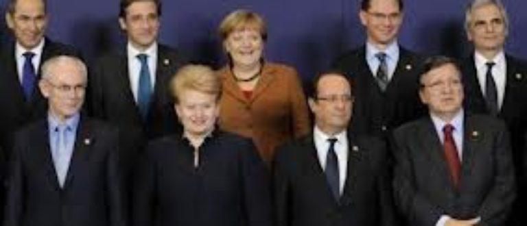 Article : Une vieille dame nommée Europe