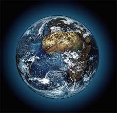 Planète terre via Google images Cc