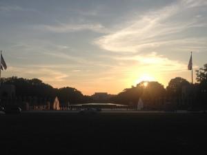 Le Lincoln Memorial à Washington Cc Daye Diallo